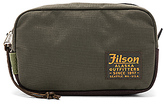 Filson Travel Pack in Army.