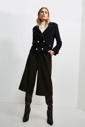 Karen Millen Wool Pea Coat