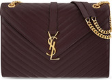 Saint Laurent Large envelope satchel