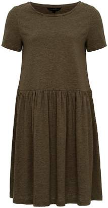 French Connection Louis Cotton Jersey Flared Dress