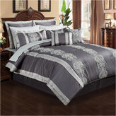 JCPenney Dynasty 12-pc. Complete Bedding Set with Sheets