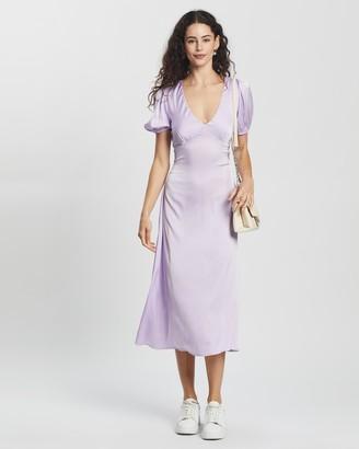 Atmos & Here Ruby Midi Dress