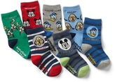 Gap babyGap | Disney Baby friendship days-of-the-week socks (7-pairs)