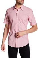 Zachary Prell Cooperman Short Sleeve Trim Fit Shirt