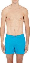 Onia Men's Calder Swim Trunks-BLUE