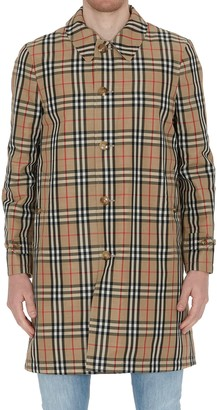 Burberry Double Face Trench