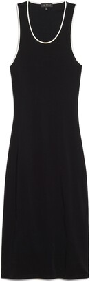 Rag & Bone Nora Cutout Back Jersey Dress
