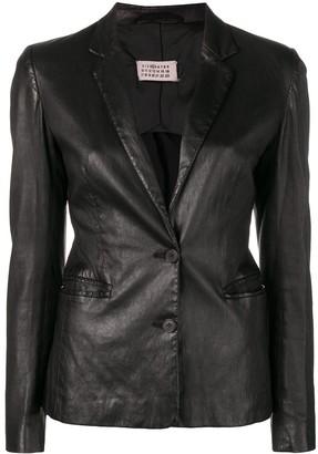 Maison Martin Margiela Pre-Owned 1990's Buttoned Blazer