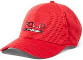 Polo Ralph Lauren Men's Performance Mesh Cap