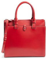 Lodis 'Linda - Medium' Satchel - Red