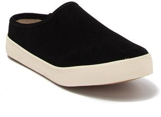 Staheekum Cascade Suede Faux Fur Slip-On Mule Sneaker