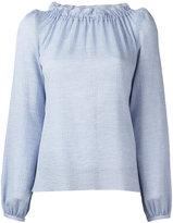 Goat Renoir blouse - women - Cotton/Spandex/Elastane - 6
