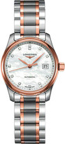 Longines L2.257.5.89.7 Master stainless steel