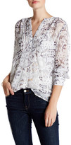Joe Fresh Pleat Blouse