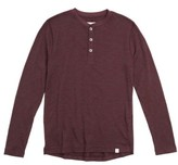 Treasure & Bond Boy's Slub Knit Henley