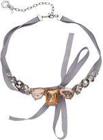 Simply Vera Vera Wang Ribbon Multi Strand Choker Necklace