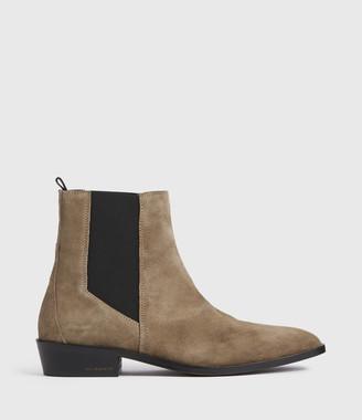 AllSaints Markus Suede Boots