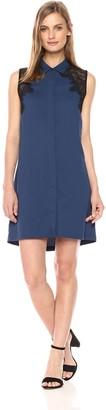 Cooper & Ella Women's Stella Lace Shirt Dress