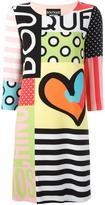 Moschino multiple prints dress - women - Polyester/Spandex/Elastane - 38