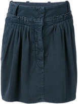 J.W.Anderson front pleat skirt - women - Cotton - 6