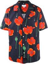 Soulland short-sleeve floral shirt