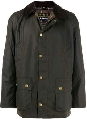 Barbour cargo pocket shirt jacket