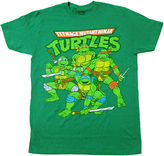 JCPenney Novelty T-Shirts Teenage Mutant Ninja Turtles Graphic Tee