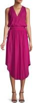 Ramy Brook Hayley Drawstring Dress