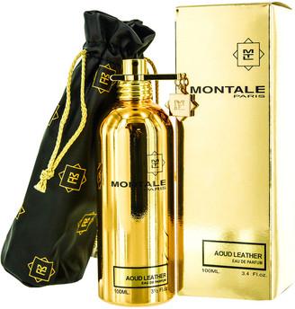 Montale 3.3Oz Aoud Leather Eau De Parfum Spray