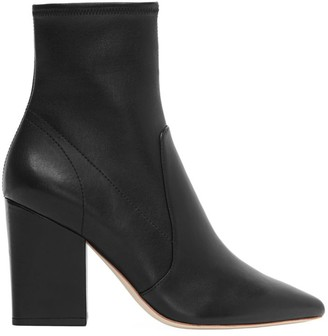 Loeffler Randall Isla Leather Ankle Boots