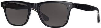 Garrett Leight Men's Wavecrest Acetate Sunglasses