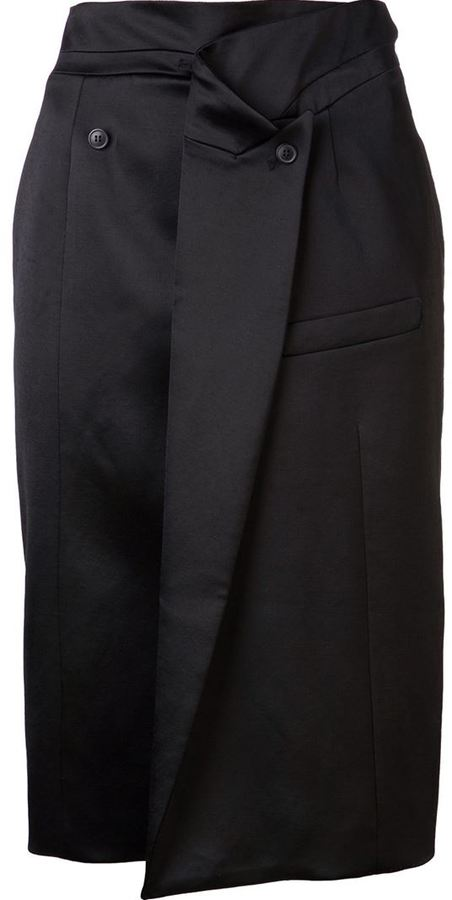 A.F.Vandevorst 'Suited' skirt