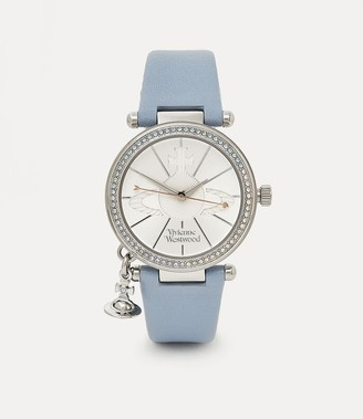 Vivienne Westwood Orb Pastel Watch Light Blue