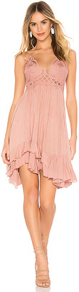 Free People Adella Slip Dress