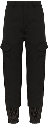 Split-Layer Cargo Trousers