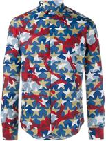Valentino 'Camustars' long sleeved shirt