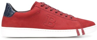 Bally Side Logo Sneakers
