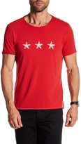 John Varvatos 3 Stars Graphic Tee