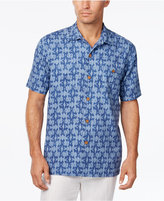 Tommy Bahama Men's Ikat Island Silk Short-Sleeve Shirt