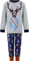 Monsoon Boy Pharrell Stag PJ Set