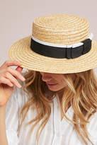 Helene Berman London Talula Bow Boater Hat