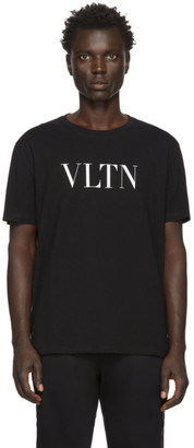 Valentino Black and White VLTN T-Shirt