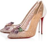 Christian Louboutin Feerica 100 Version Ab Strass - Women Shoes