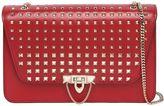 Valentino Medium Demilune Studded Leather Bag