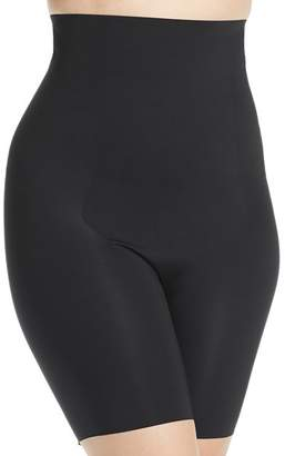 Spanx Plus Thinstincts High-Rise Mid-Thigh Shorts