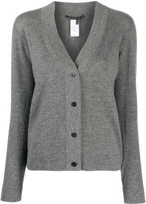 Agnona Cashmere Fitted Cardigan