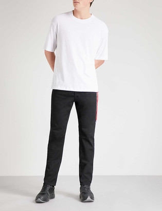 Diesel Larkee-Beex regular-fit tapered jeans