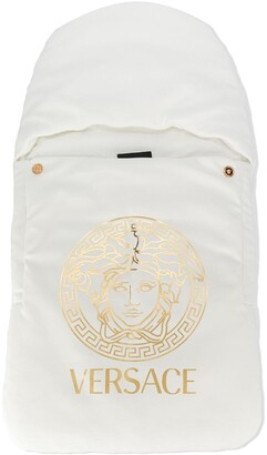 Versace Medusa-print cotton nest