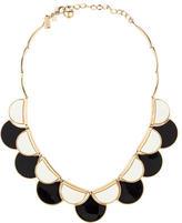 Kate Spade Enamel Collar Necklace