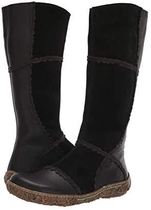 El Naturalista Nido N5445 (Black) Women's Shoes